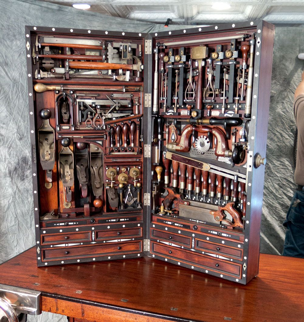 On The Importance Of The Studley Tool Chest Studley Tool