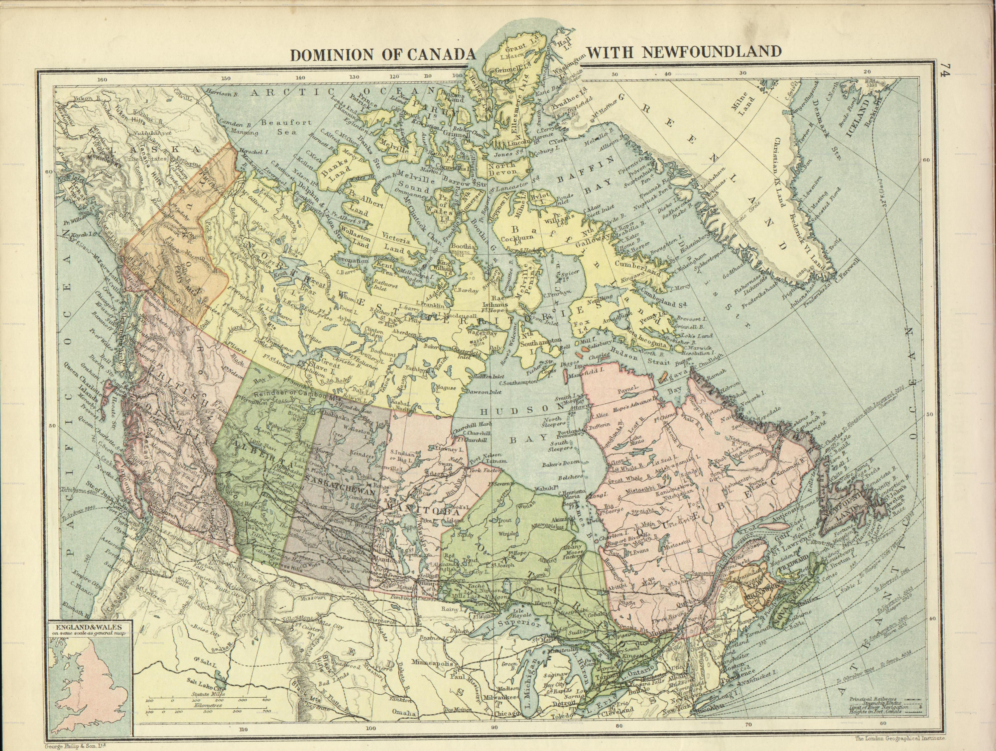 London geographical institutethe peoples atlas1920dominion of vintage map of canada genealogy lines garnier girouard rossbennettkanefinndowneylondonharrison although london line may go back to havent gumiabroncs Image collections