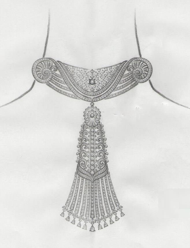 Who is the artist? | Bead Artistry | Jewelry illustration ...