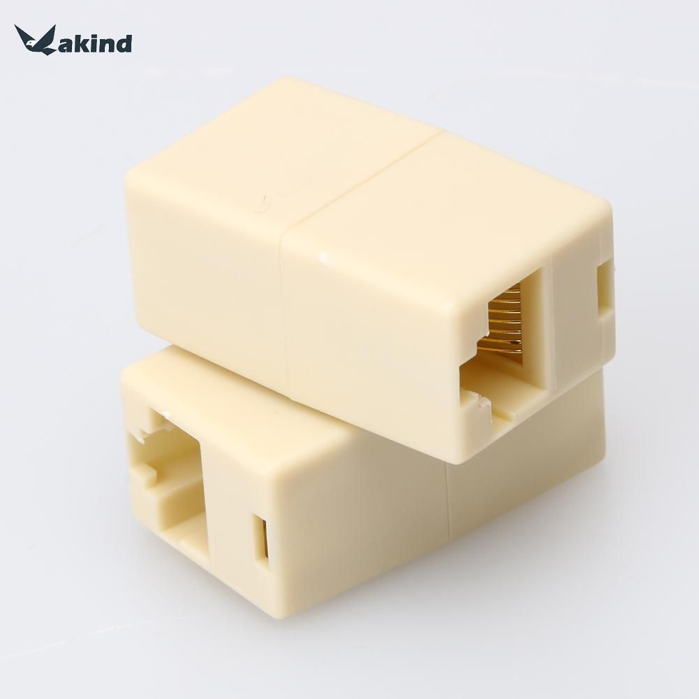 100pcs Set Newtwork Ethernet Lan Cable Joiner Coupler Connector Rj45 Cat 5 5e 8 Pins Network Cable Adapter Network Cable Rj45 Networking