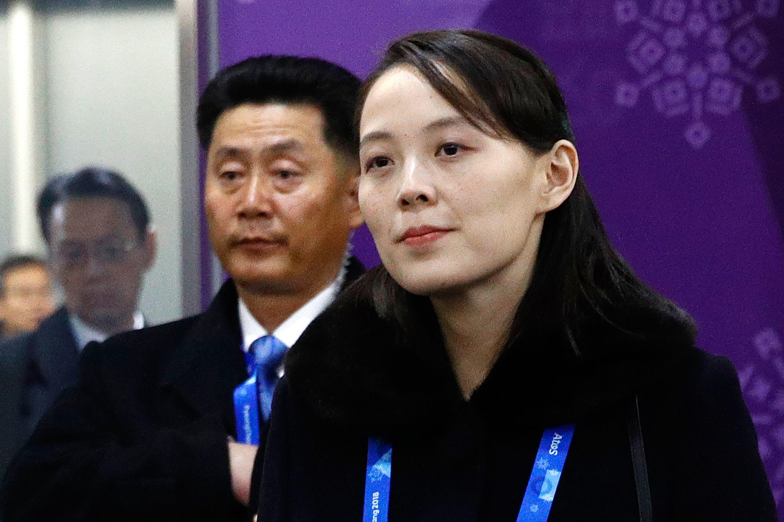 North Koreau0027s Kim Jong Unu0027s sister Kim