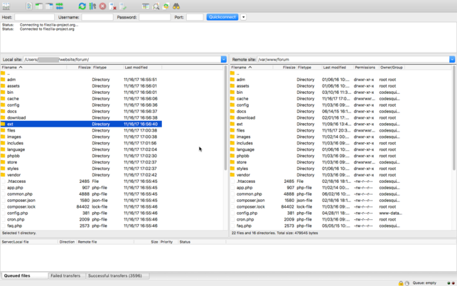 Filezilla Pro Ftp And Cloud Tim Kosse Clouds Ipv6 App