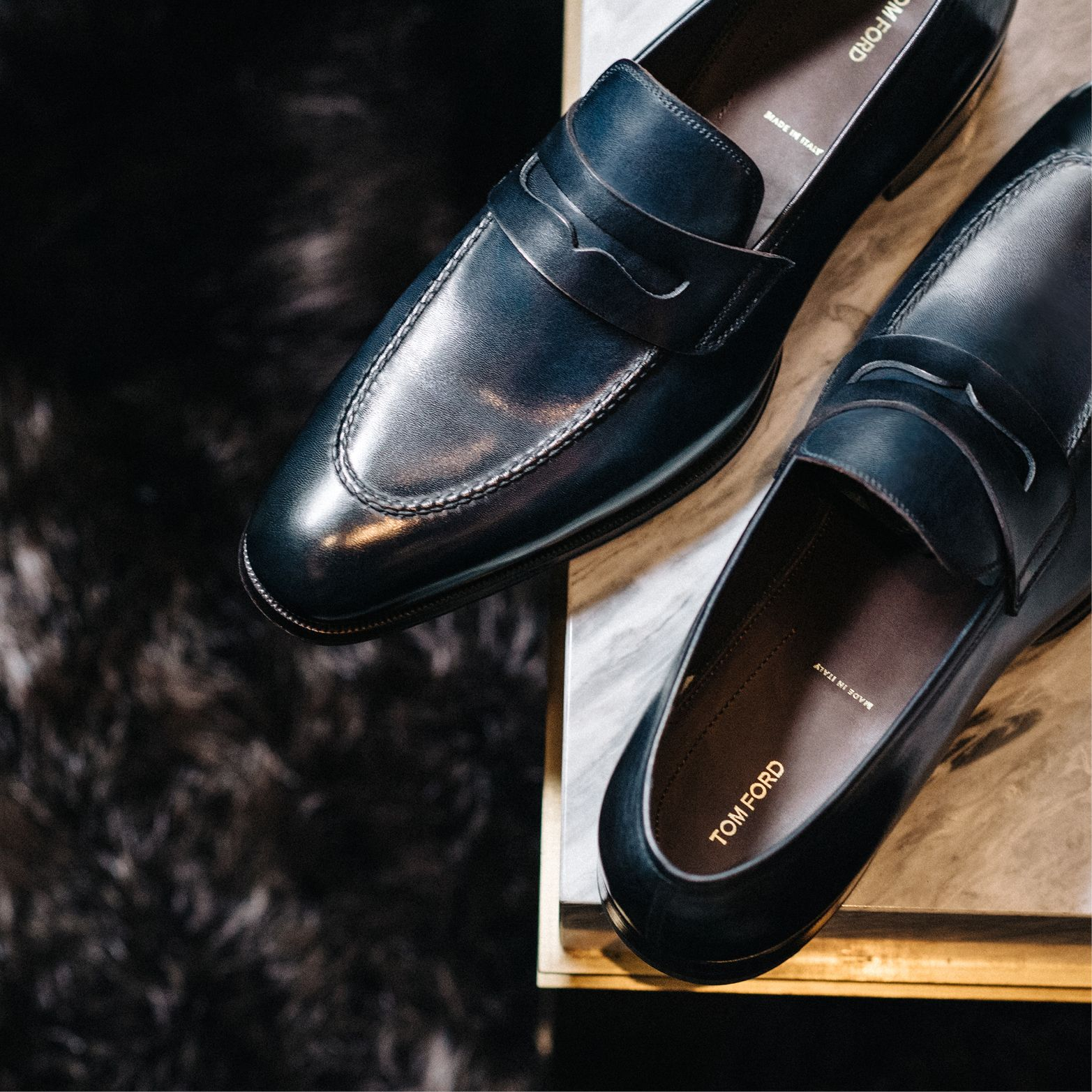 92d13a2da1a An essential for every man - the Austin Loafer.  TOMFORD