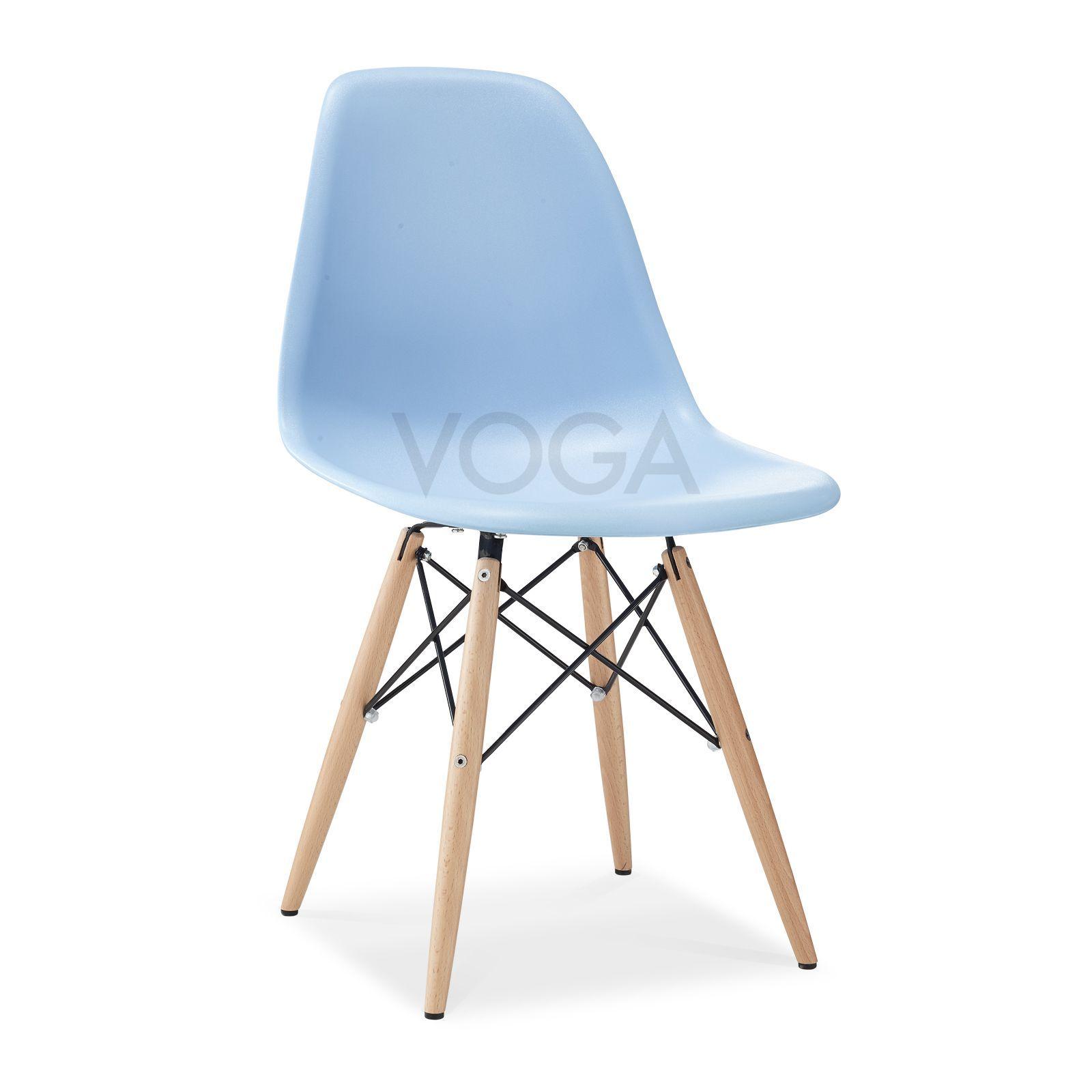 DSW Chair Charles Eames | Sedie di Design | VOGA | Cucine e dintorni ...