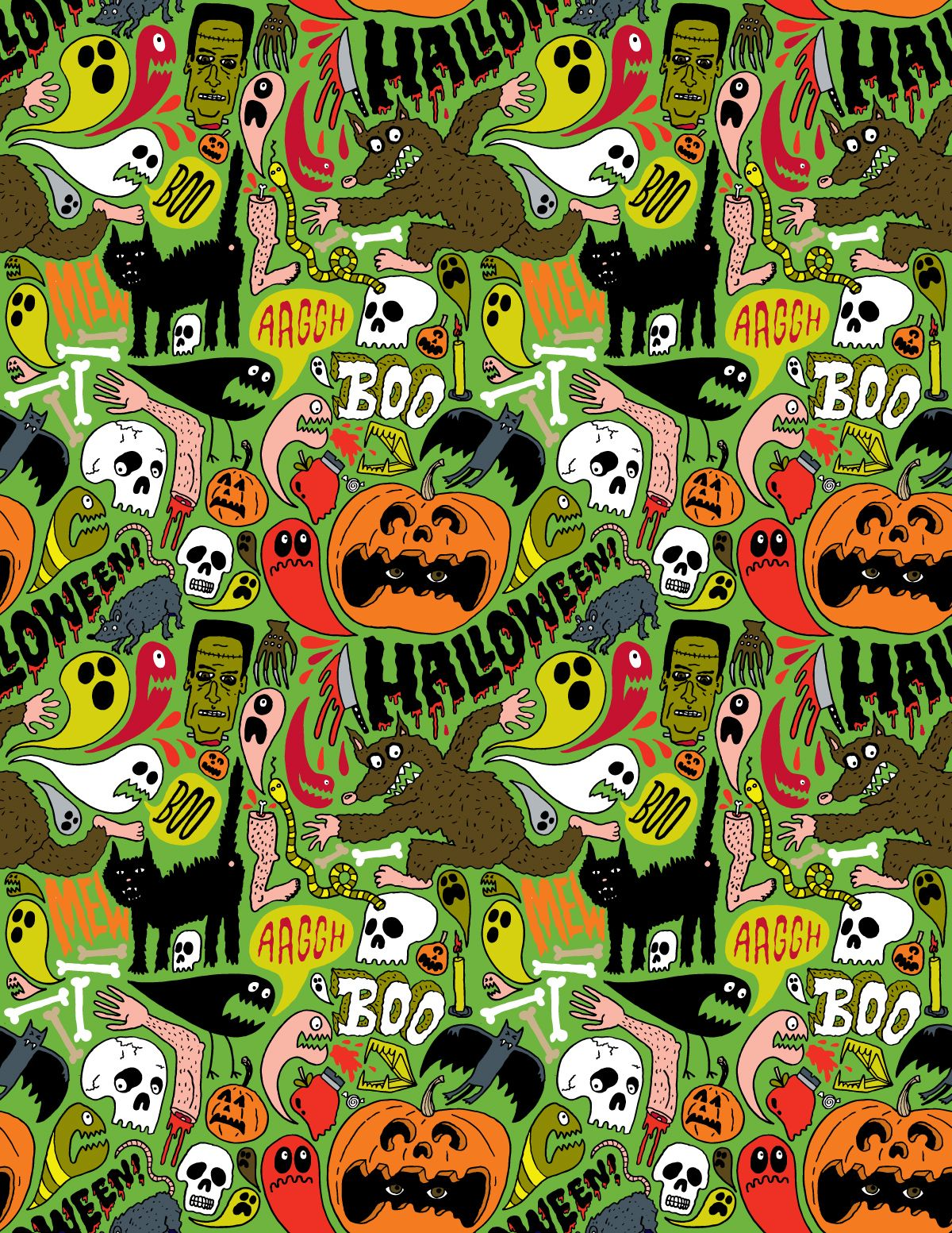 Fits As All Cell Phone Wallpaper Backgrounds Halloween Wallpaper Vintage Halloween Halloween Backgrounds