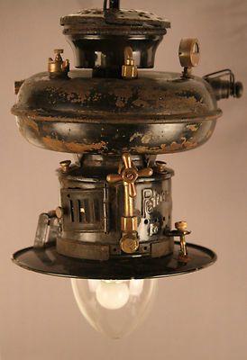 museum lantern Vintage petromax