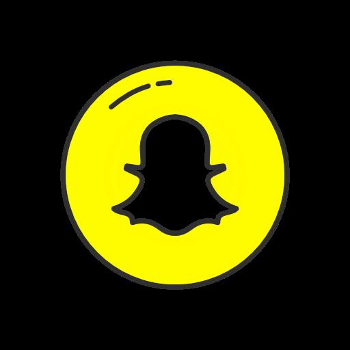 Mobile app snapchat snapchat logo icon ... | Snapchat logo, App icon, Snapchat  icon