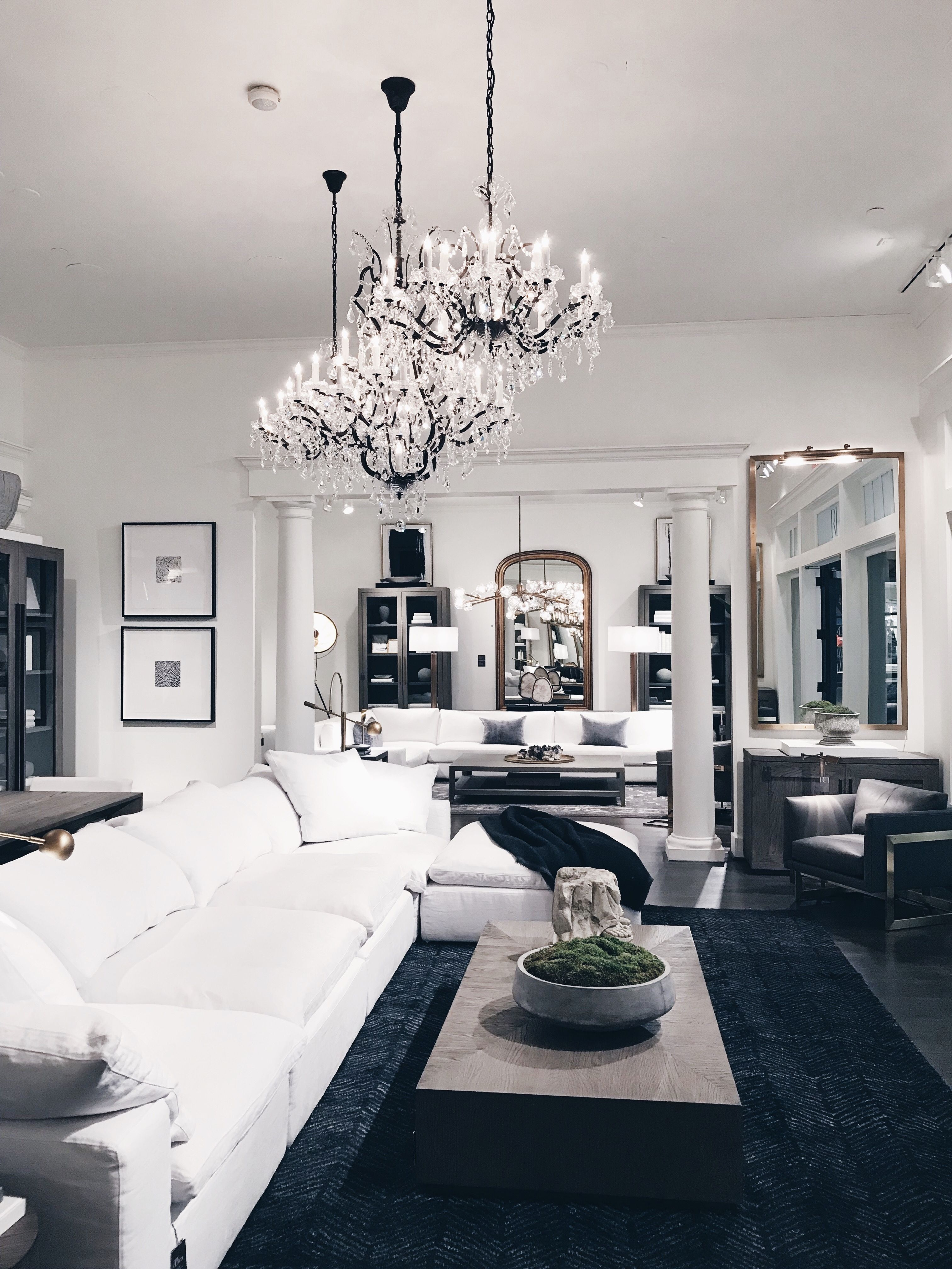 Home decoration allows you to create luxury yet modern interior design projects discover more luxurious also elegance in black white  silver kelly hoppen interiors color rh pinterest