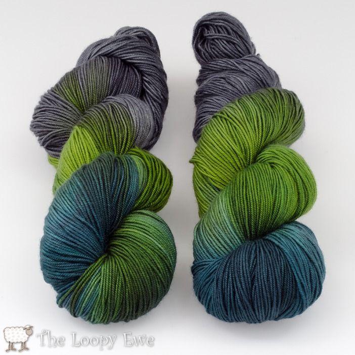 ooh lalagoon in socks that rock lightweight from blue moon fiber