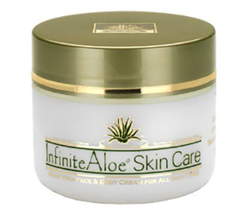 Infinite Aloe Skin Care Original 1 8oz Jar Best Beauty Products Aloe Vera Gel Face Organic Aloe Vera Gel Organic Aloe Vera