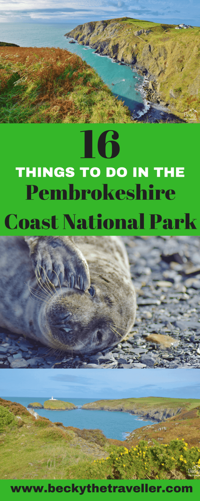 16 BEST Things To Do In Pembrokeshire Coast National Park #visitwales