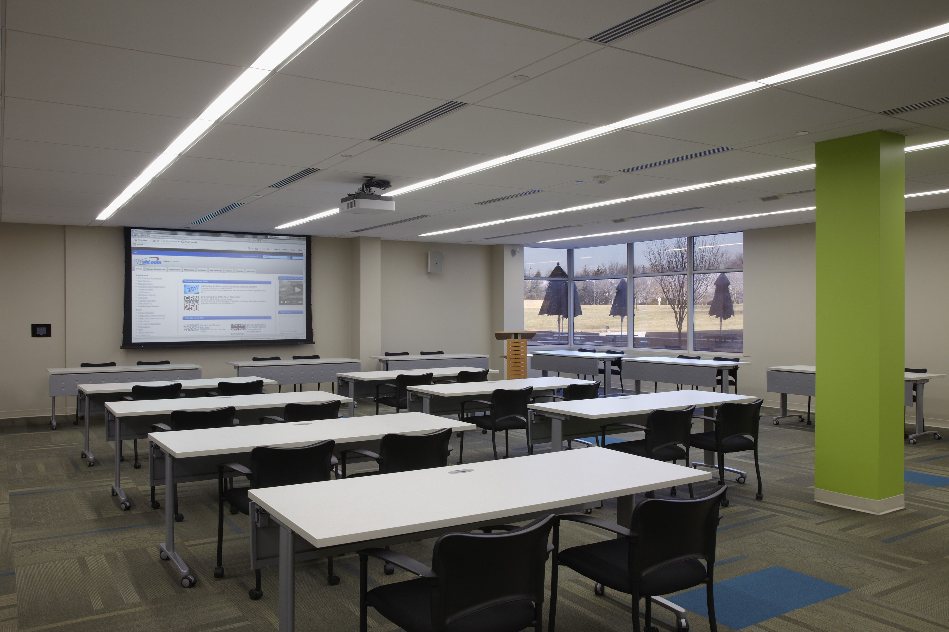 Litecontrol Lighting Direct System Clroom