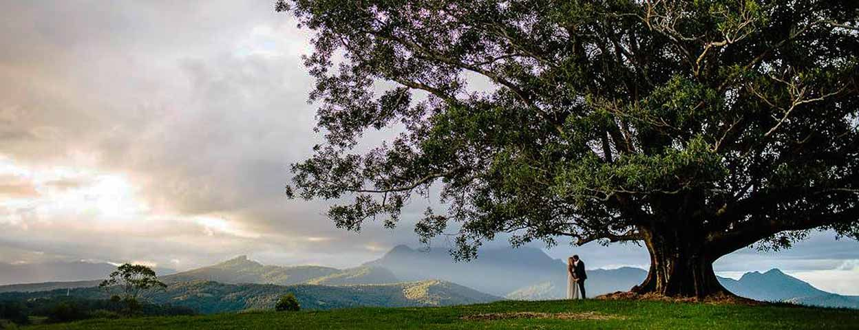 Midginbil Hill Wedding Venue For 3 Day Weddings In Northern Nsw