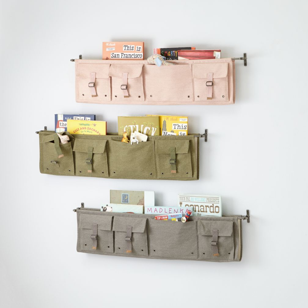 Small Surplus Wall Shelf Pink The Land Of Nod