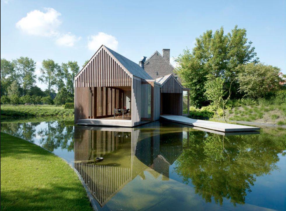Englisches landhaus fertighaus  lakehosue | Architektur | Pinterest | kleines Häuschen ...