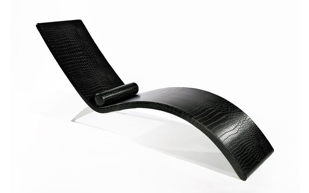 Best Elegant Luxurious Minimalist Chaise Lounge Chair With 400 x 300
