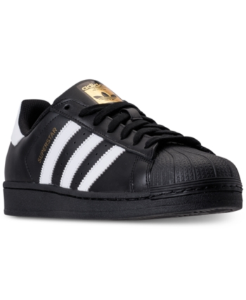 adidas superstar black 7.5