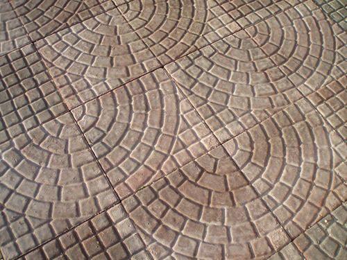 cobble stone patio blocks 16 x 16 5