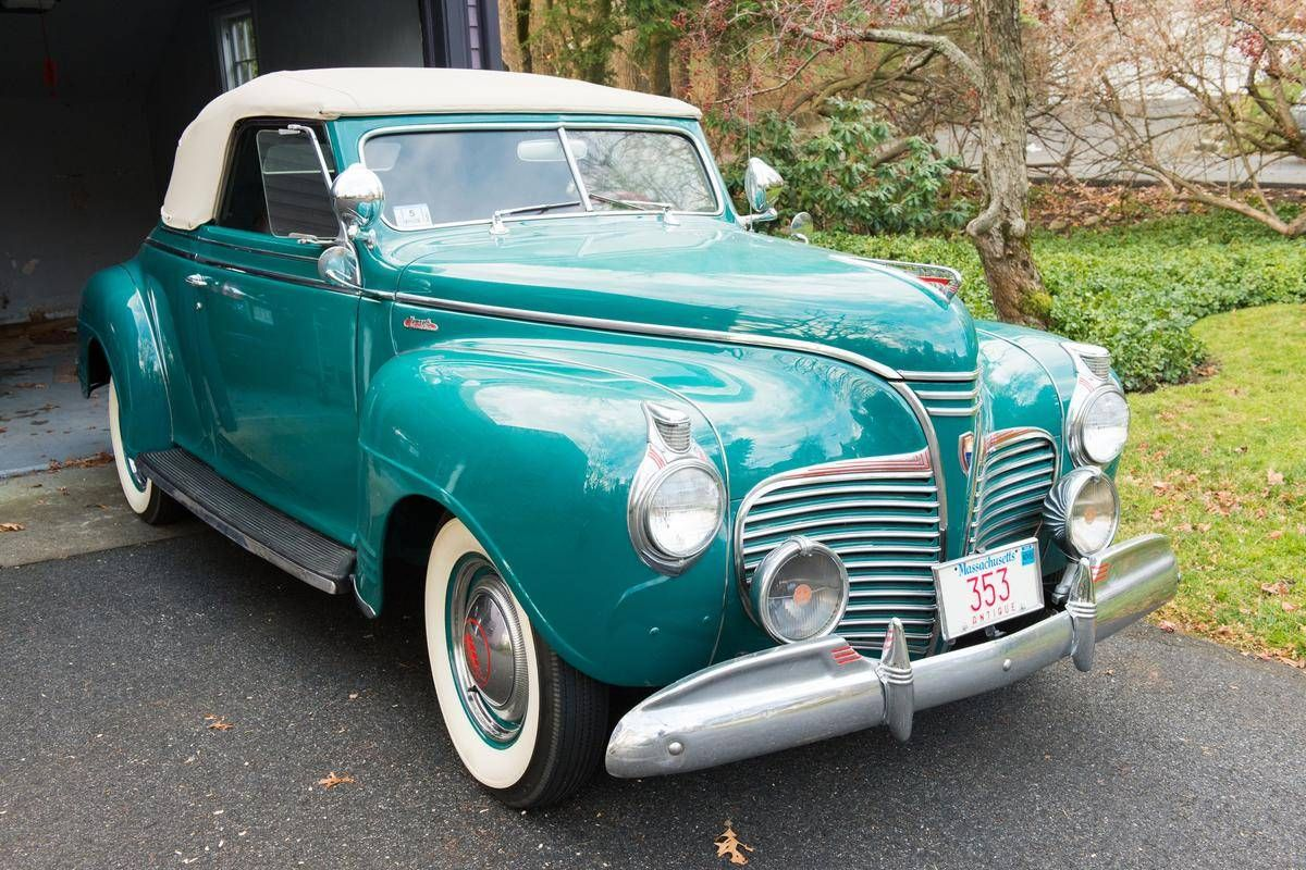 1941 Plymouth Special Deluxe For Sale Green Pinterest