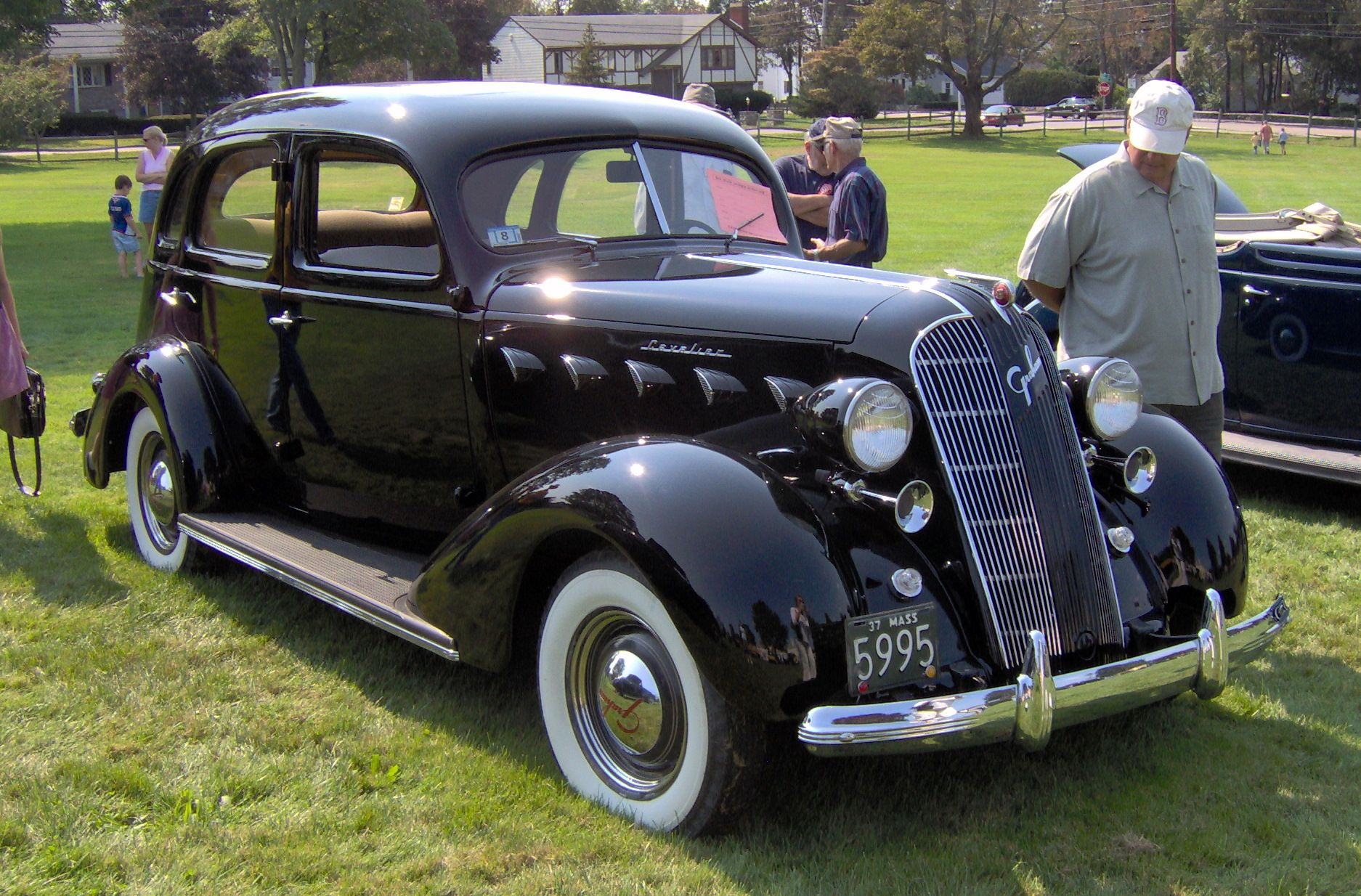 1937 Graham Cavalier Paige Wikipedia The Free Electric Window Lifts Wiring Diagram For 1955 Studebaker Passenger Cars All Models Except 4 Door Sedans Encyclopedia And Trucks