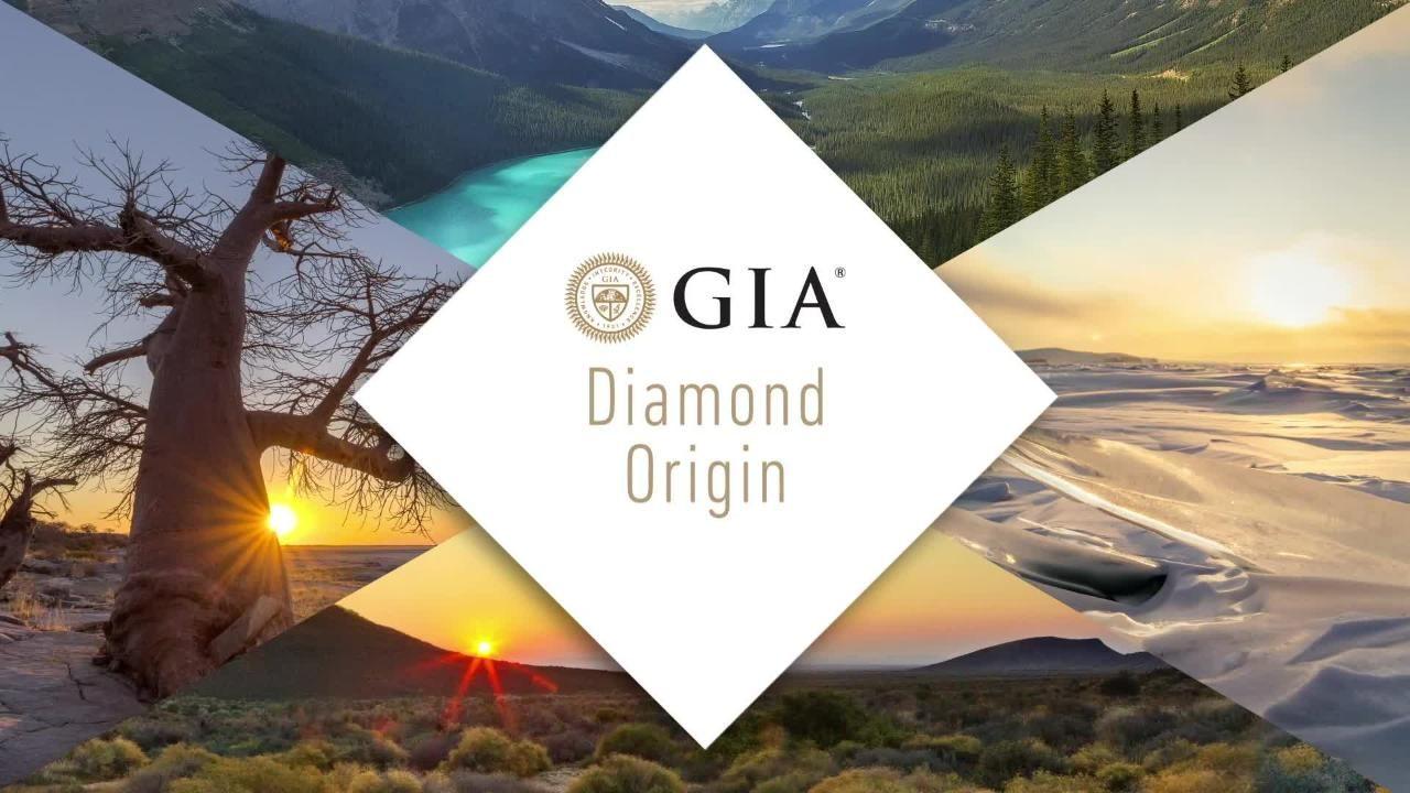 Determining Diamond Country of Origin   GIA Diamond Origin ...