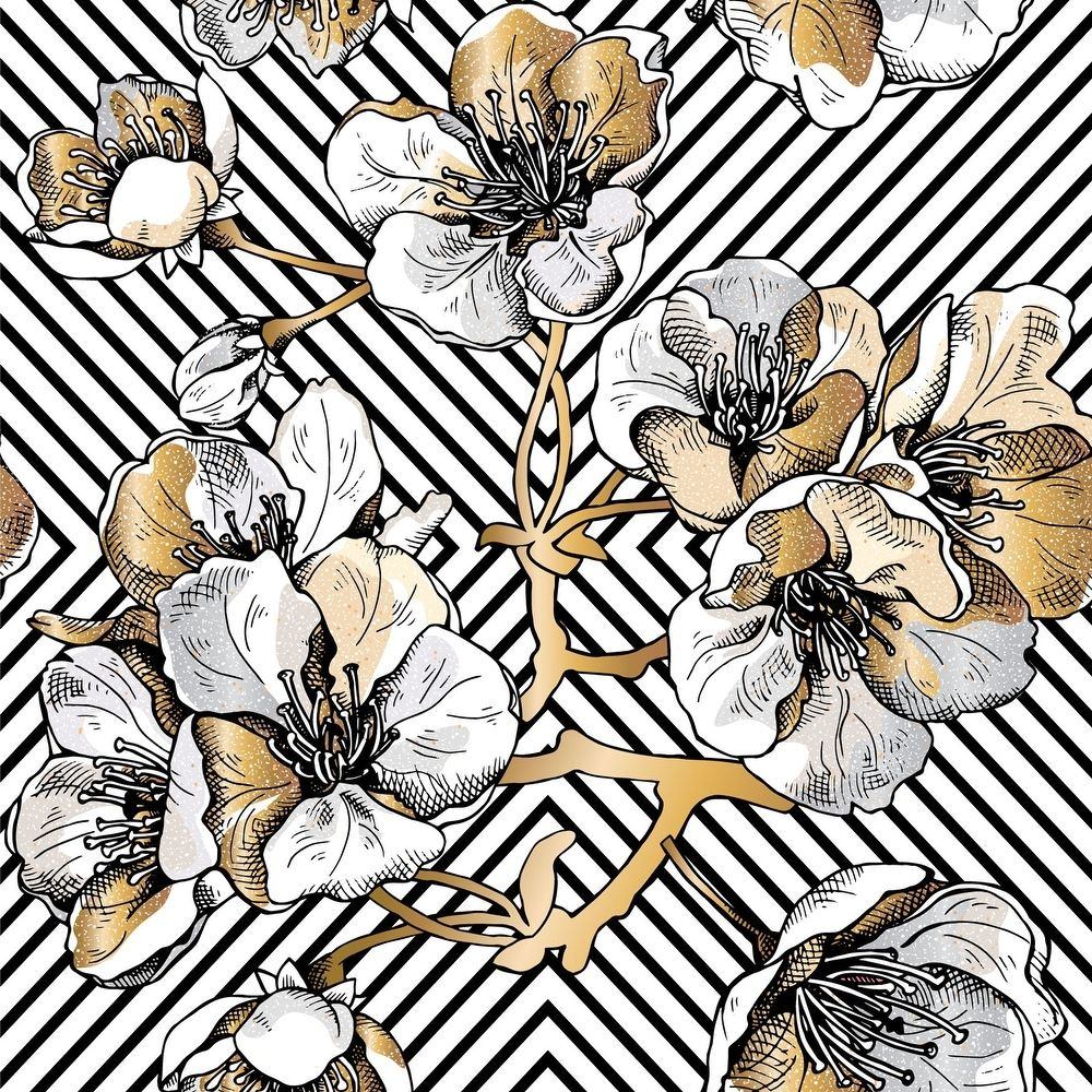 Overstock Com Online Shopping Bedding Furniture Electronics Jewelry Clothing More Flower Pattern Drawing Flower Illustration Pattern Pattern Illustration
