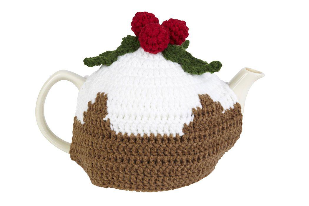 Figgy Pudding Tea Cosy via @RetreatHome #Christmas #Tea ...