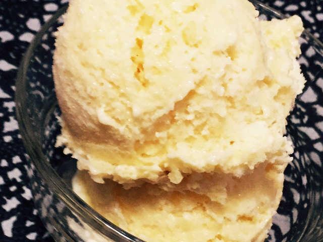 ヨーグルト アイス レシピ