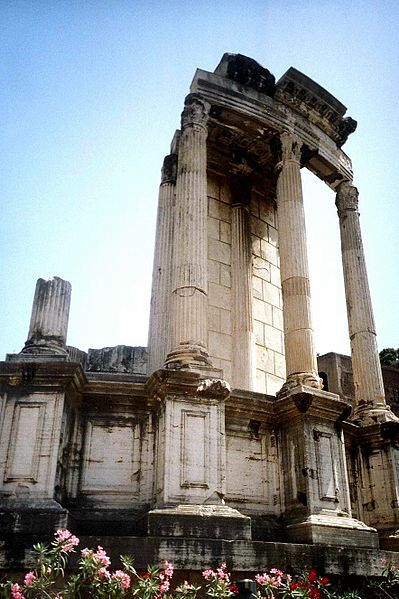 Travel Of To The VestaTivoliItaly Temple Remains kTOPXiZu