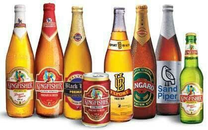 Kingfisher Is Undisputed King Of The Beer Market In India The Strong Beer Gives The Desired Taste For The Consumers The Kingfisher Beer Best Alcohol Alcohol