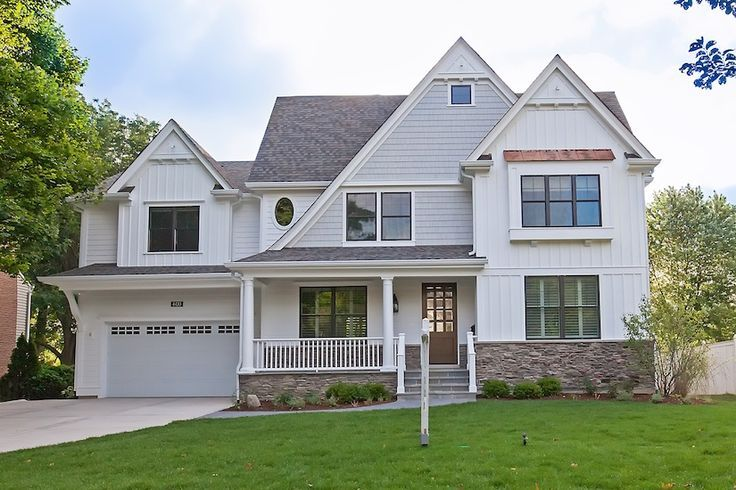 Image Result For White Shake Siding Facade House House Exterior Exterior House Colors