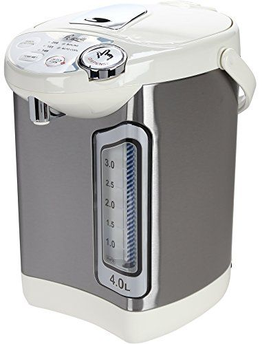 Rosewill Rhap15002 White 40 Liter Stainless Steel Electric Hot