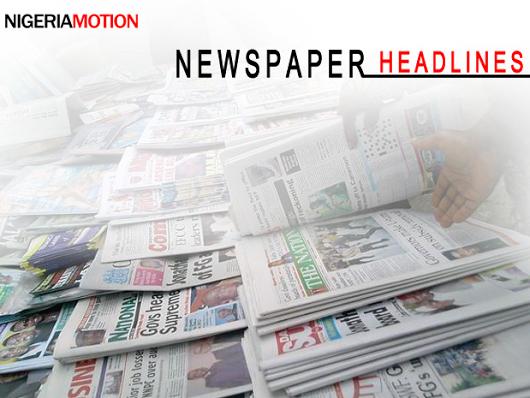 NIGERIAN MOTION Breaking News, Entertainment, Sports