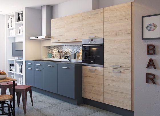 Ben je op zoek naar een moderne keuken kleuren lijnen