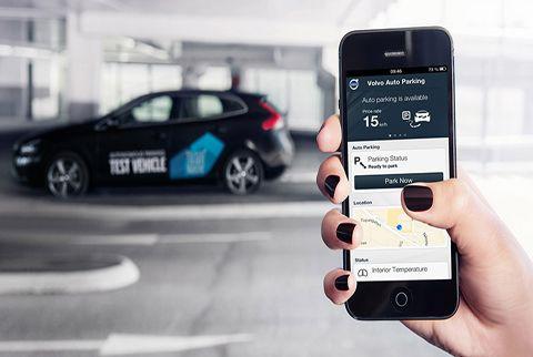 Una app que te estaciona el coche   http://caracteres.mx/una-app-que-te-estaciona-el-coche/?Pinterest Caracteres+Mx