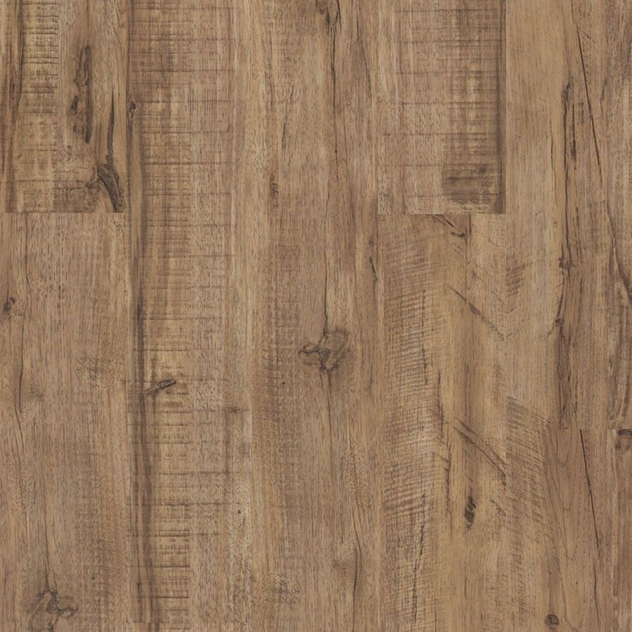 Shop Shaw Durham 10 Piece 5 9 In X 48 In Albany Pecan