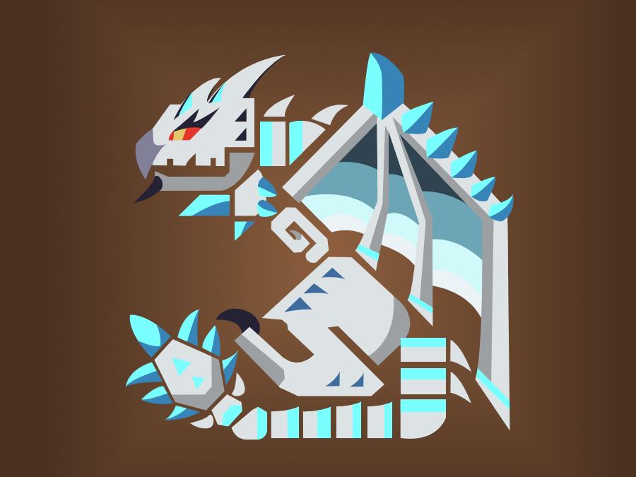 Monster Hunter Zerureusu Icon By Darkewne On Deviantart Monster Hunter Art Monster Hunter Monster Hunter 1