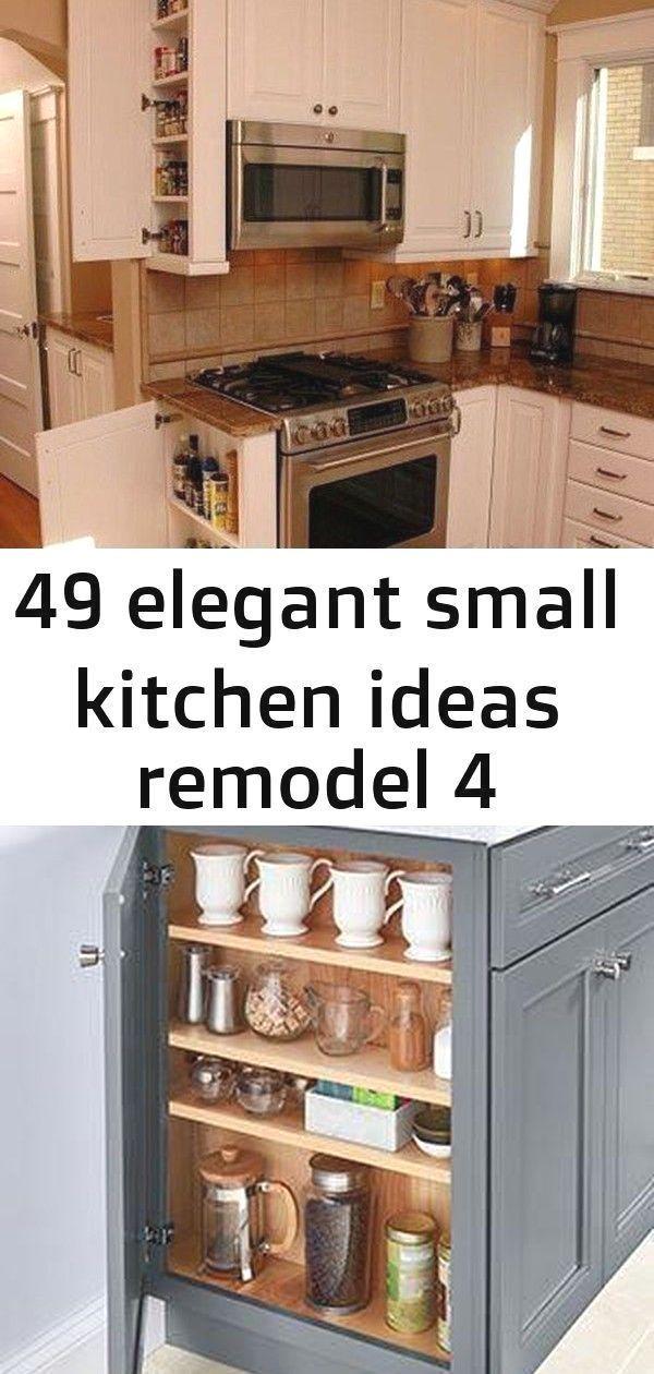49 elegant small kitchen ideas remodel 4 see our website for more info on kit elegant on kitchen organization elegant id=56513