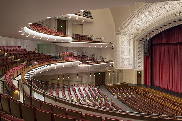 Tim Carl His Architectural Footprint Is Immense And Just Got Bigger Auditorium Design Auditorium Seating Lighting Design