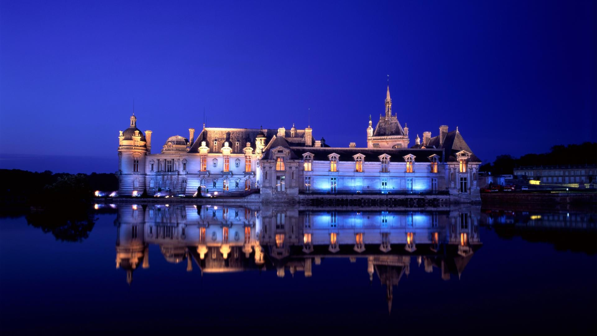 Chateau-de-Chantilly-Chantilly-France