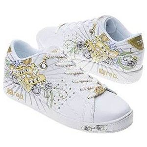 marc ecko ladies dresses pics | Marc Ecko White/Silver/Gold Women's  Phlirtatious Shoe