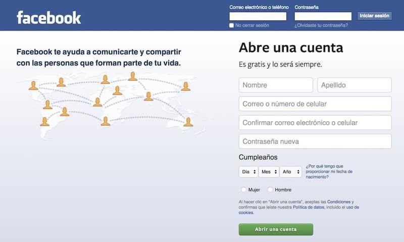 Facebook El Líder De Las Redes Sociales Contraseñas Facebook Cuenta Facebook