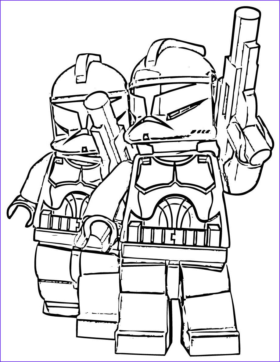 lego star wars coloring free