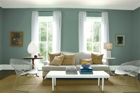 Saved Color Selections Living Room