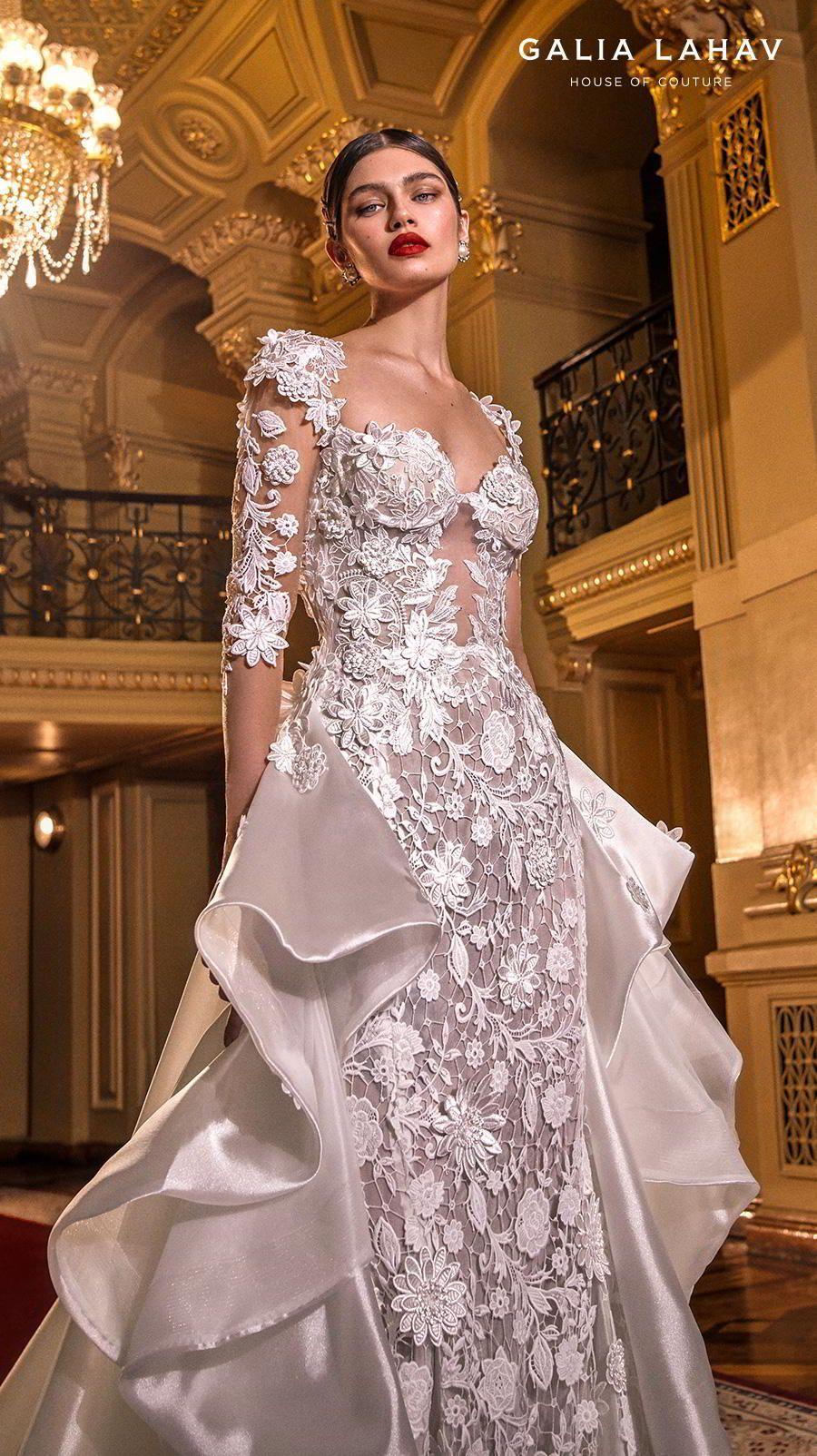 Steal the Show with Galia Lahav Spring 2020 Wedding