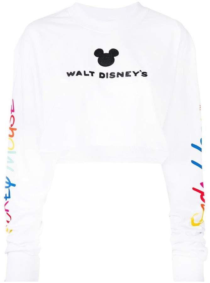 55992571a5db2a Gcds GCDS x Disney Walt Disney Sweatshirt - Farfetch Cute Outfits, Disney  Sweatshirts, Sweaters