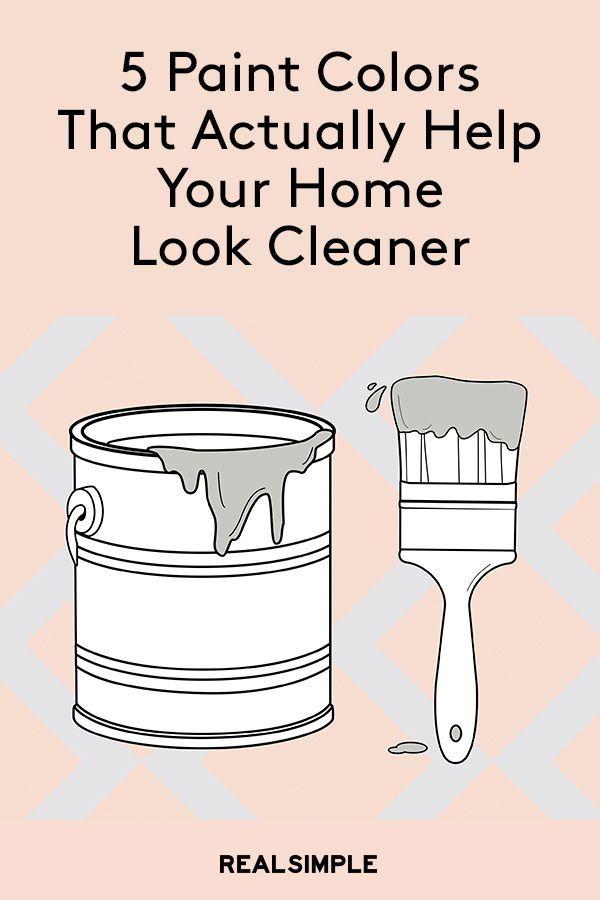 Краски для интерьера для более чистого вида дома