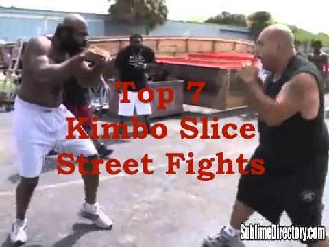 Kimbo Slice Backyard Brawls - HOME DECOR