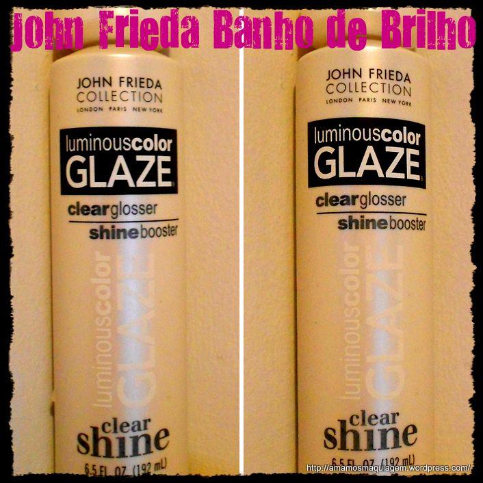 Hidratação e brilho rápido para os cabelos...