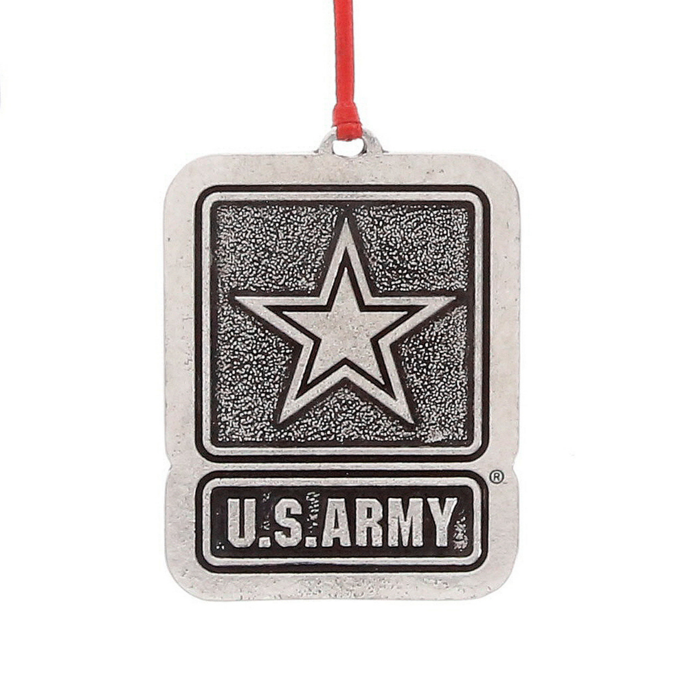 US Army Logo Ornament Us army logo, Personalized